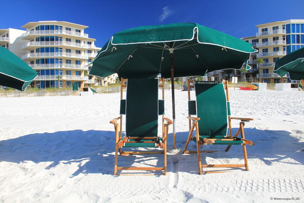 Waterscape Beach Setup