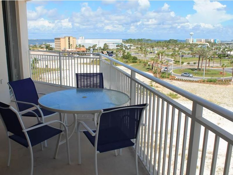 ResortQuest Condo Gulf View