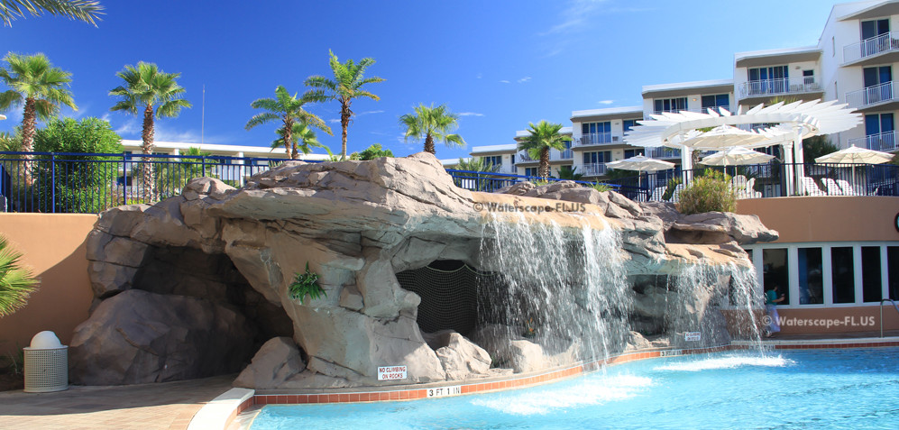 Waterscape Resort Fort Walton / Destin - Pools, waterfalls, a lazy river and more